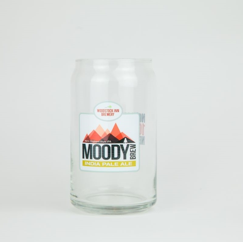 Can Shape Moody Pint Glass