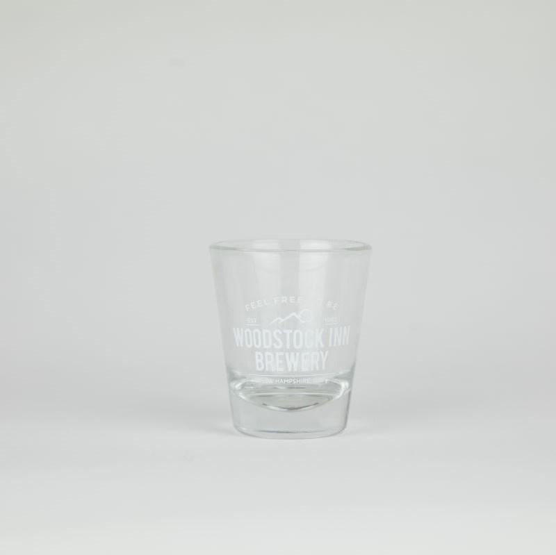 Shot Glass Woodstock Inn