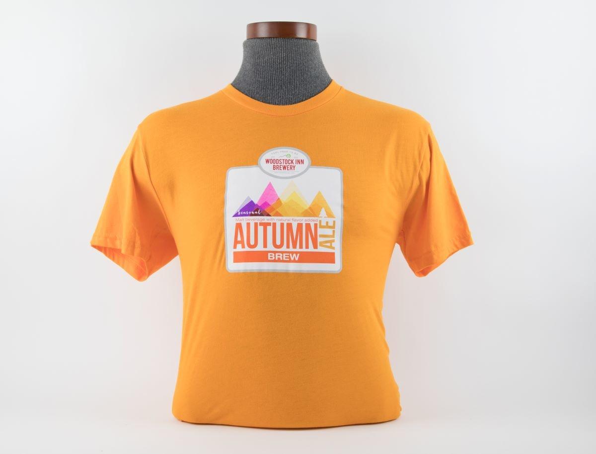 New Autumn Ale Logo tee