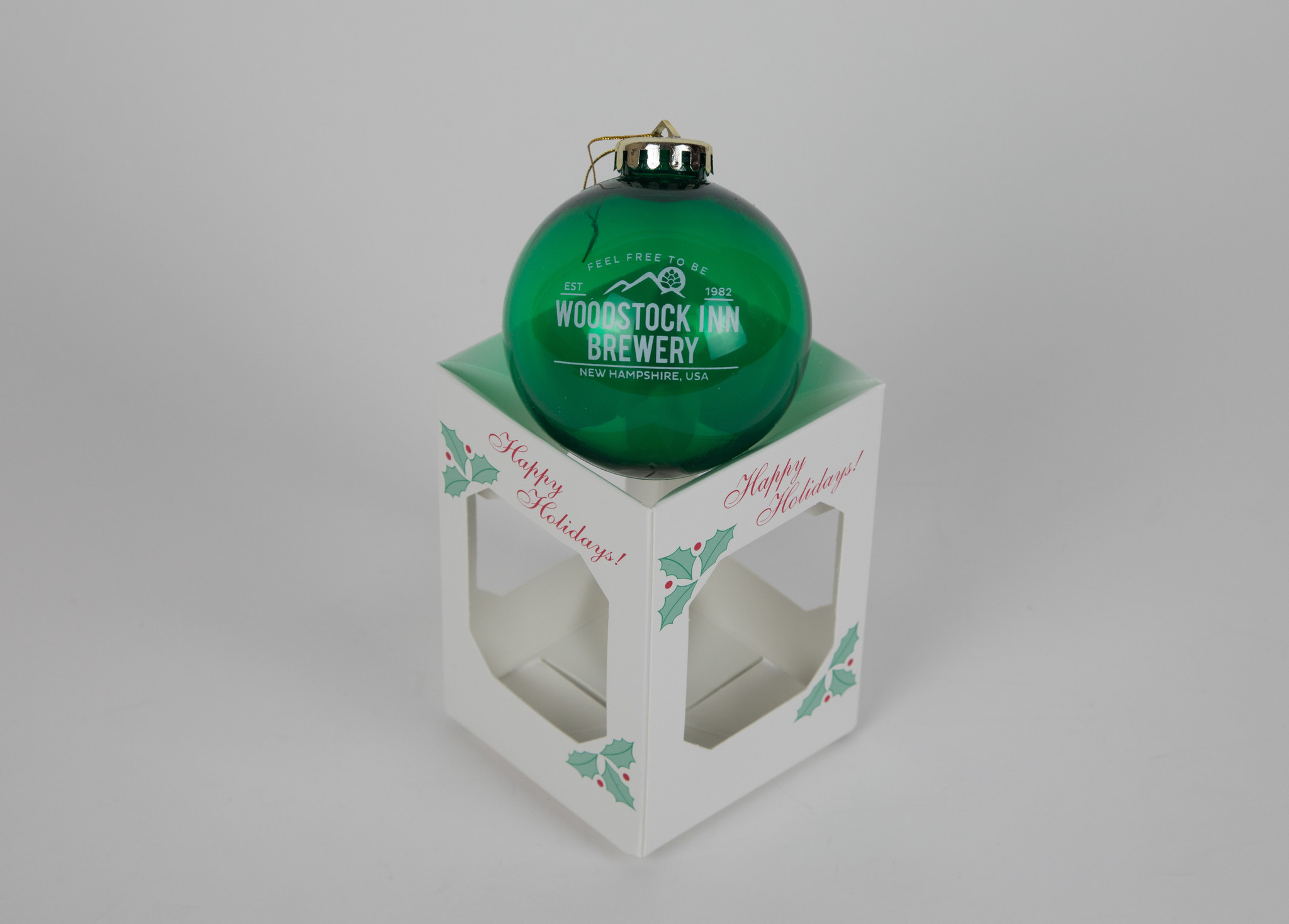Woodstock Inn  Ornament