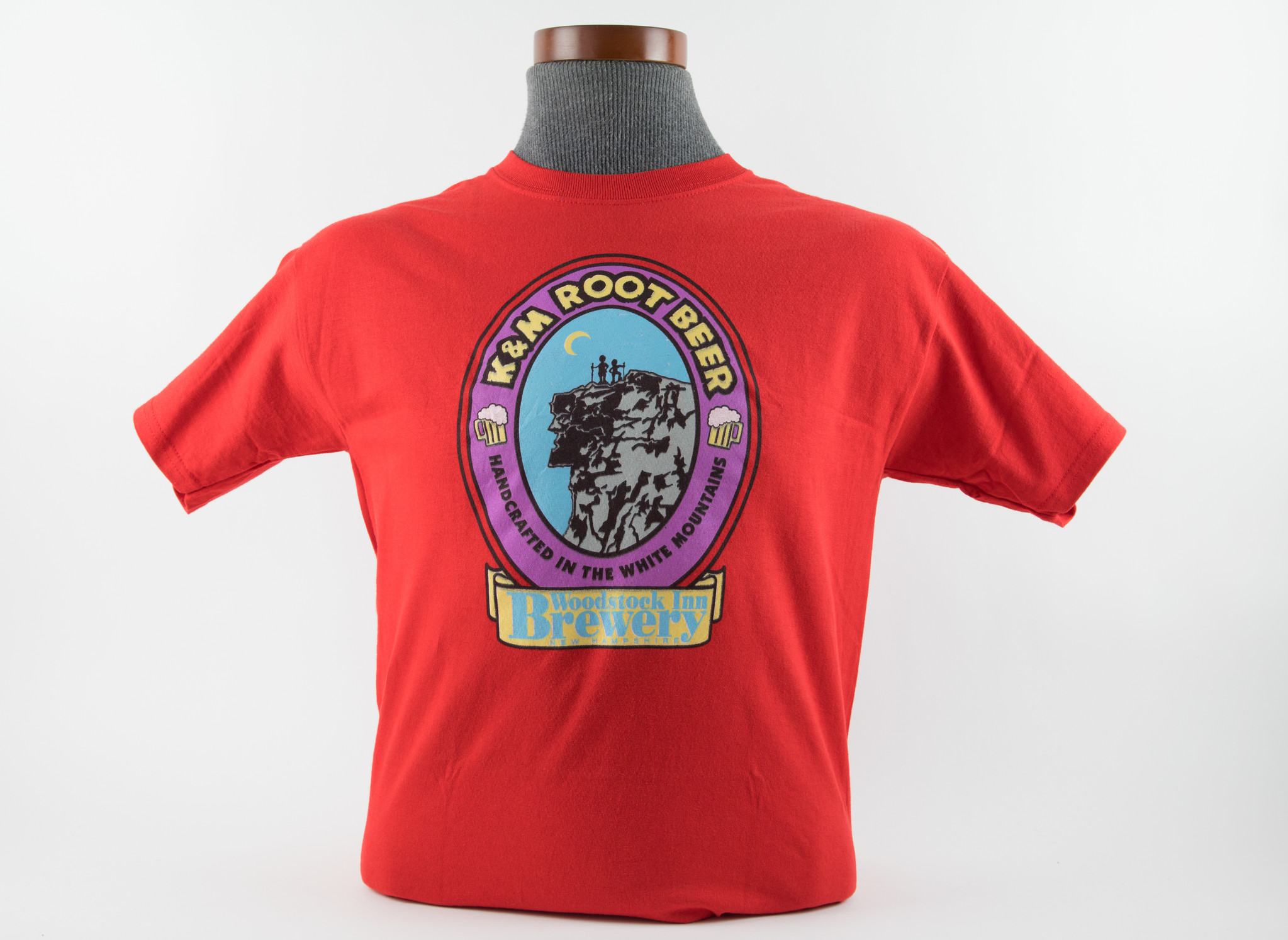 K & M Root Beer Kids Tshirt