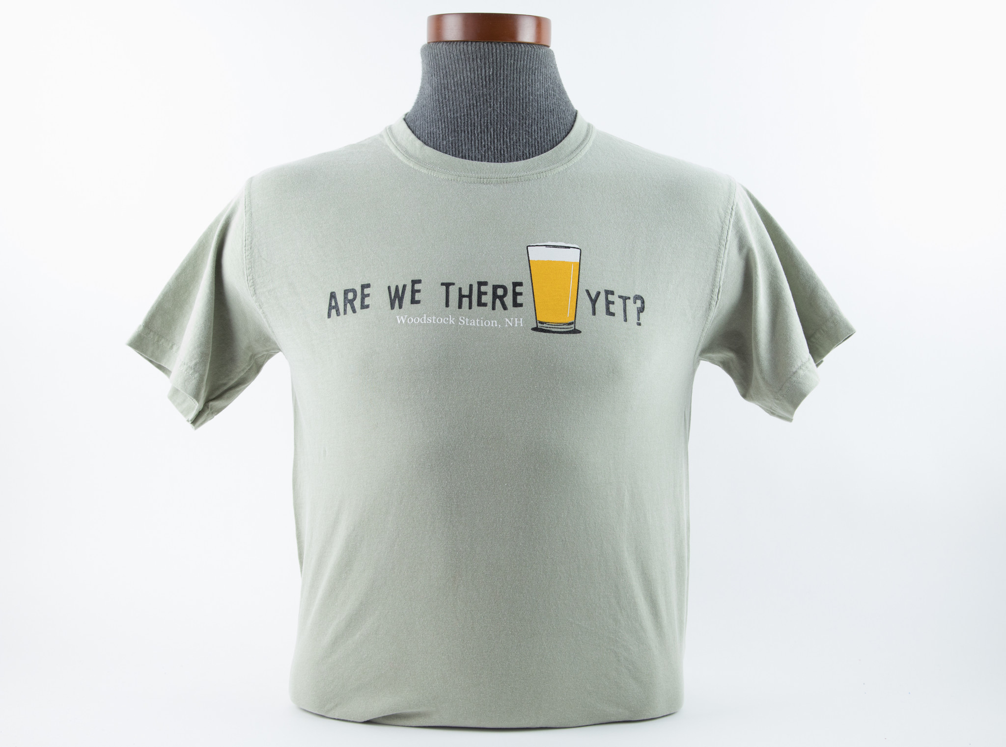 Are We There Yet?  TSHIRT