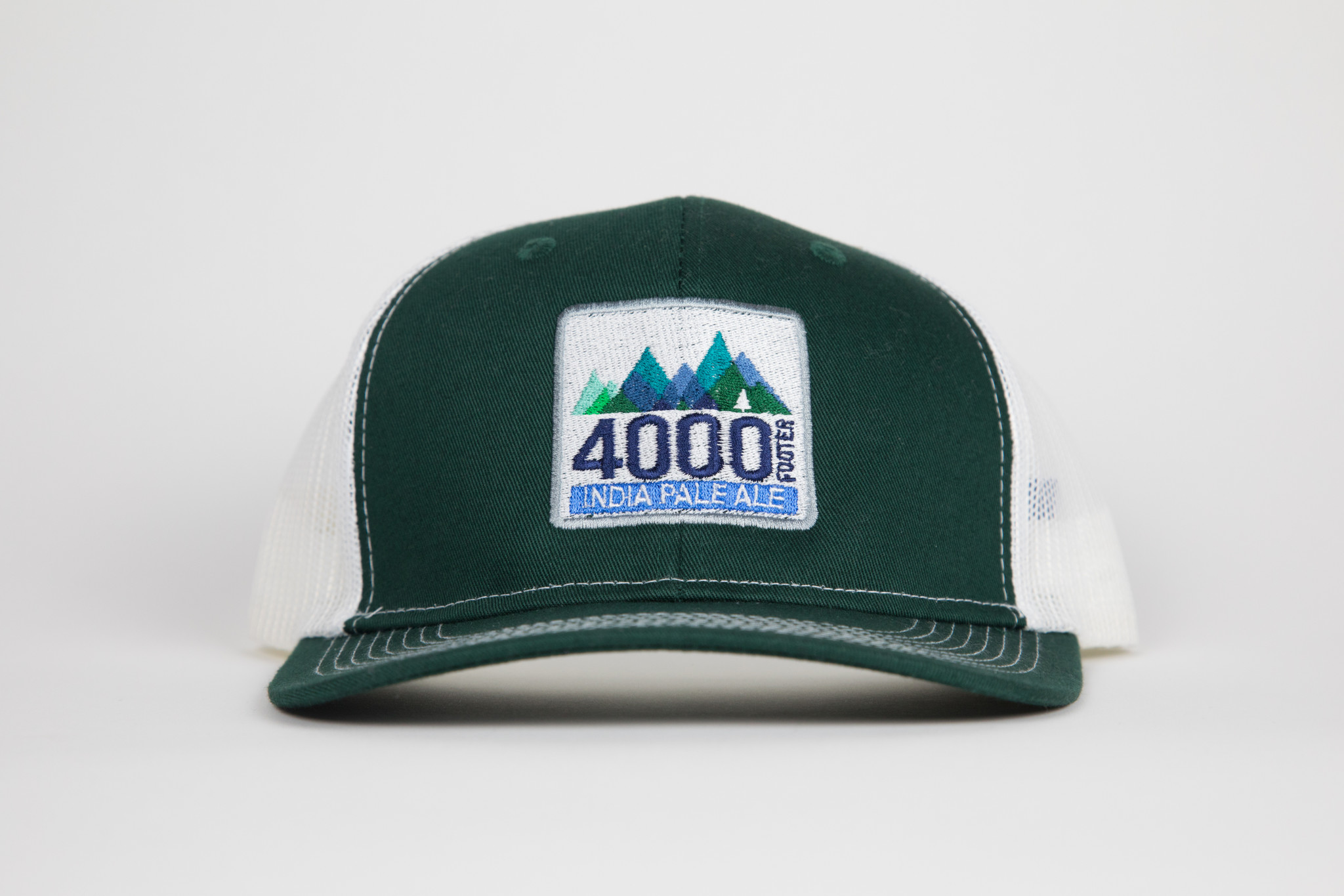 4000 Footer Trucker Hat