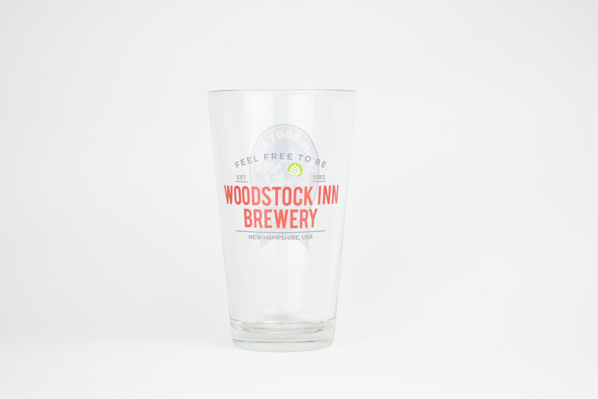 K & M Root Beer Pint Glass