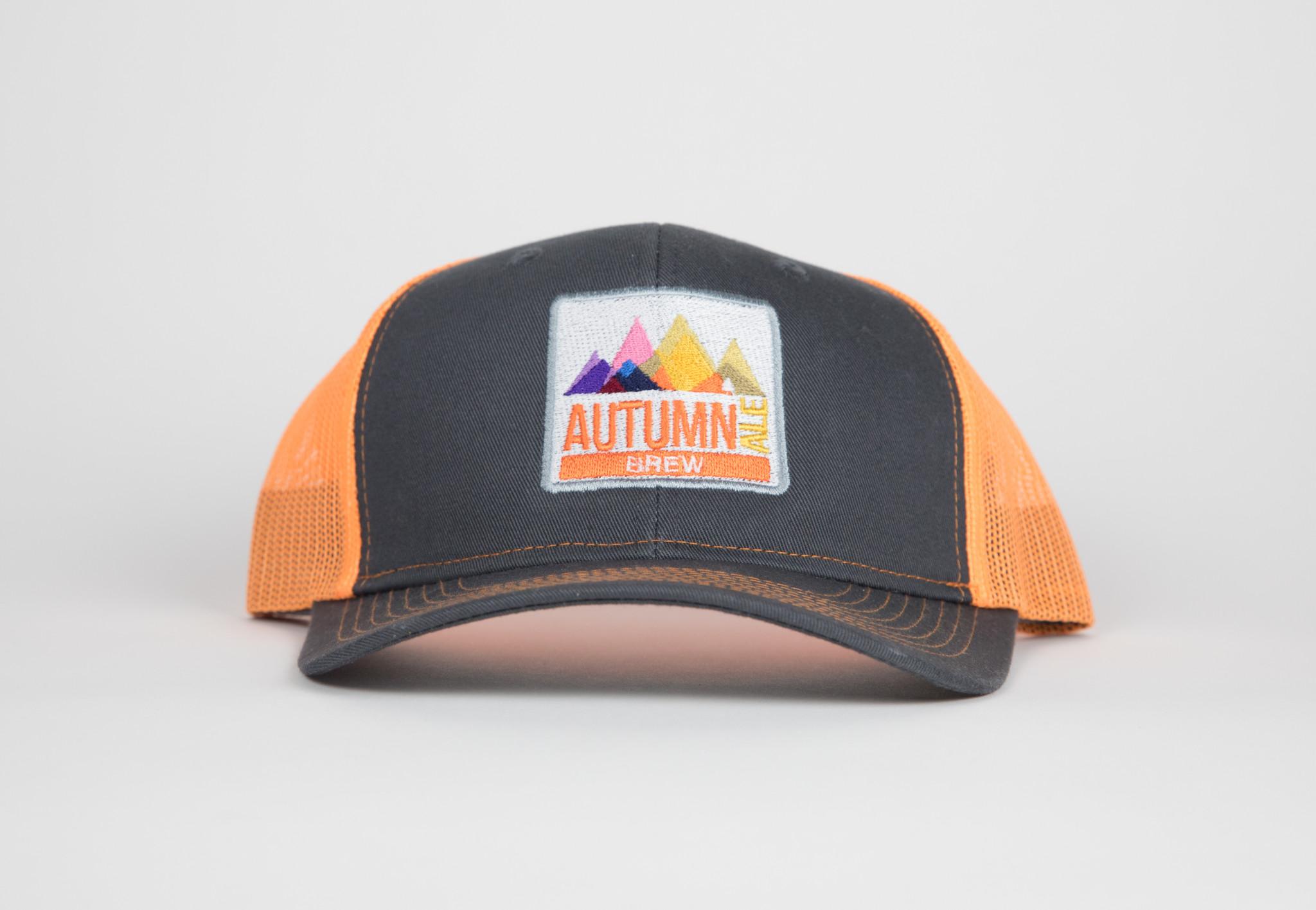 Trucker Autumn Brew Hat