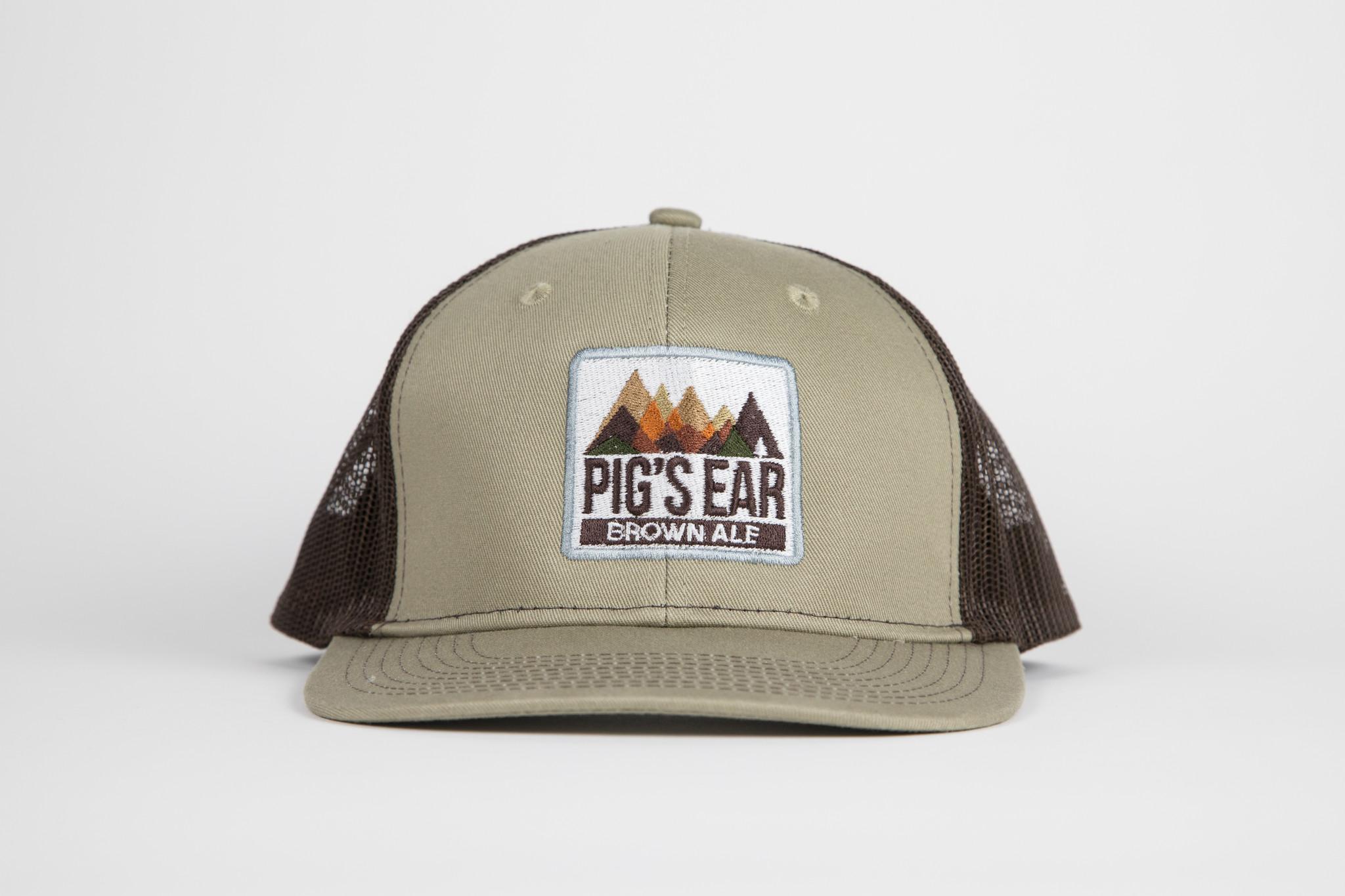 Trucker Pigs Ear Hat