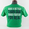 4000 Footer TShirt