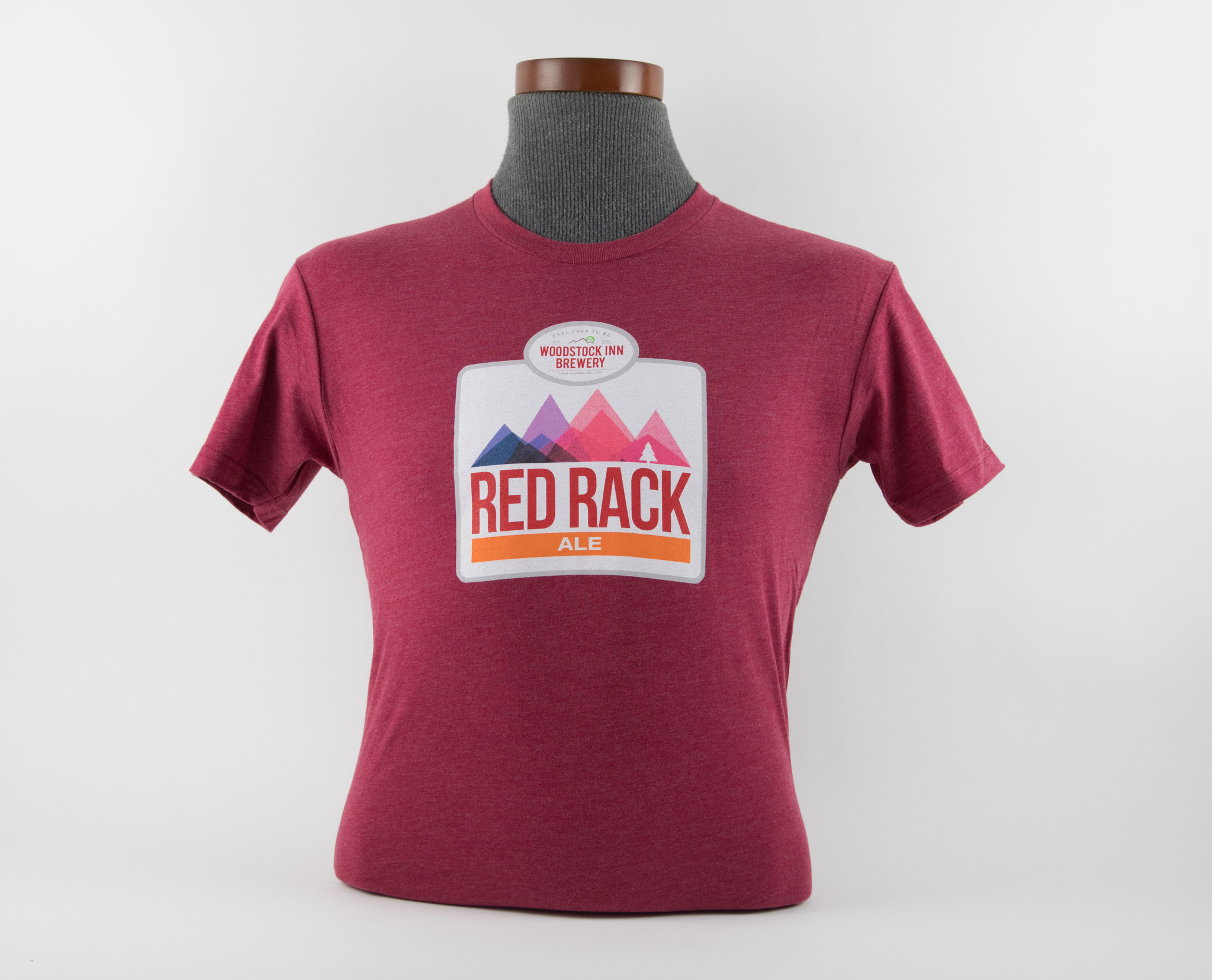Red Rack T-shirt
