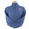 Woodstock Inn 1/4 Zip Navy Sweatshirt