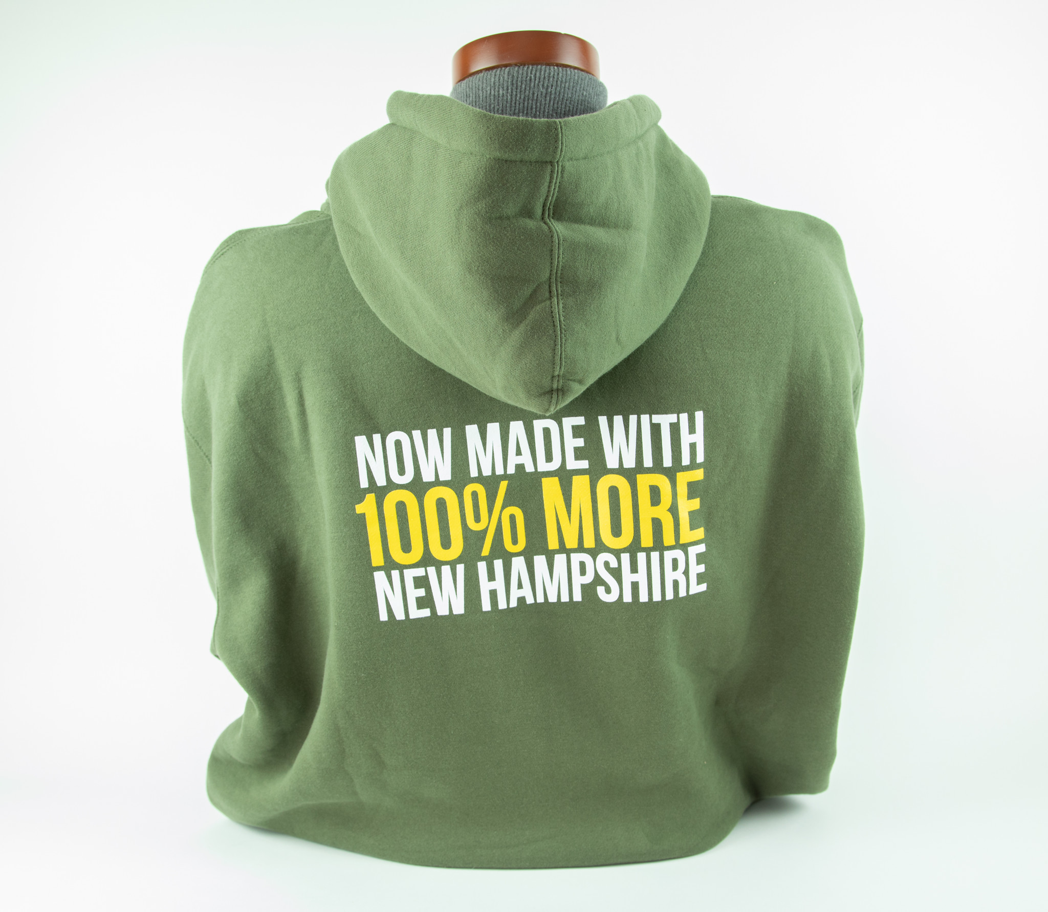 Green Full Zip Sweatshirts