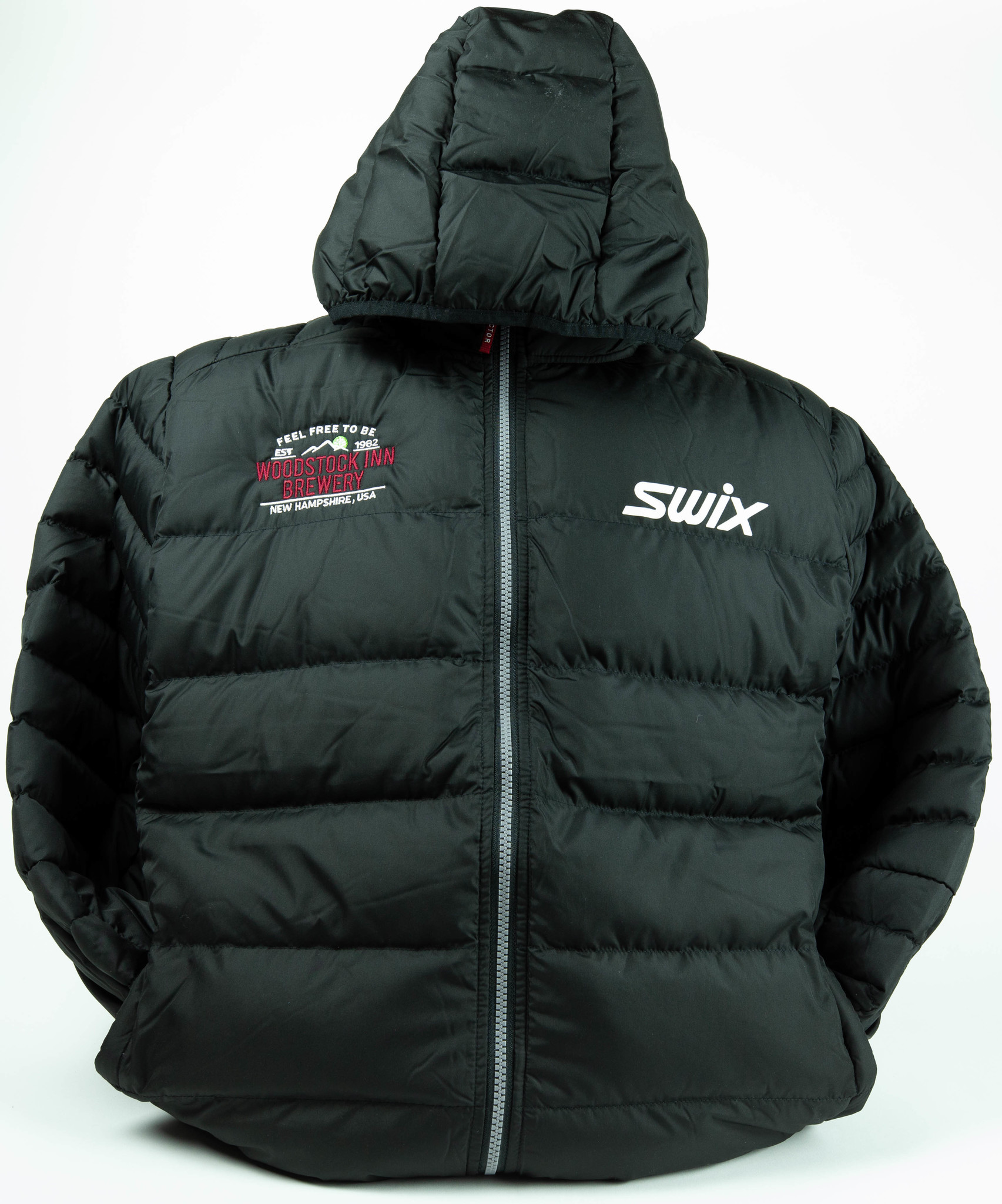 SWIX BLACK JACKET MENS