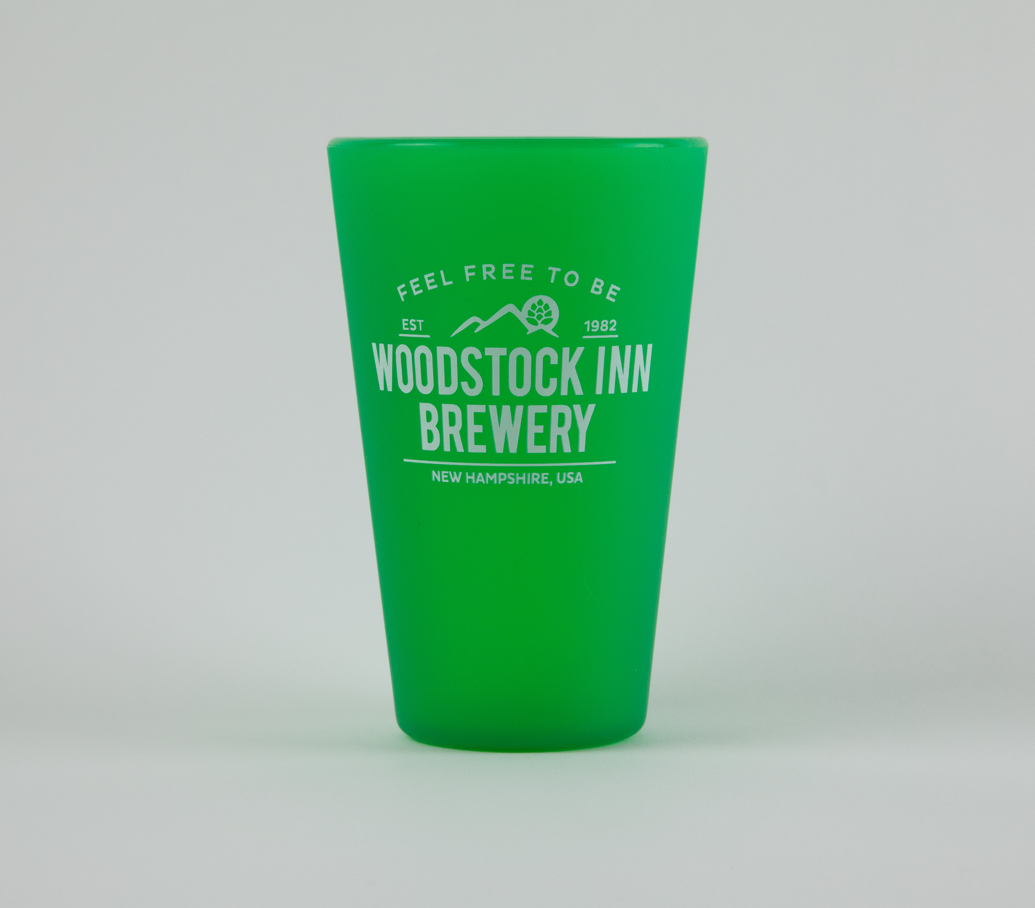 16 oz Silicone Pint Glass Assorted Colors