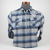 Women's Flannel Shirt Blue
