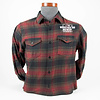 Men's Flannel Shirt Red