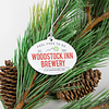 Acrylic Woodstock inn Ornament