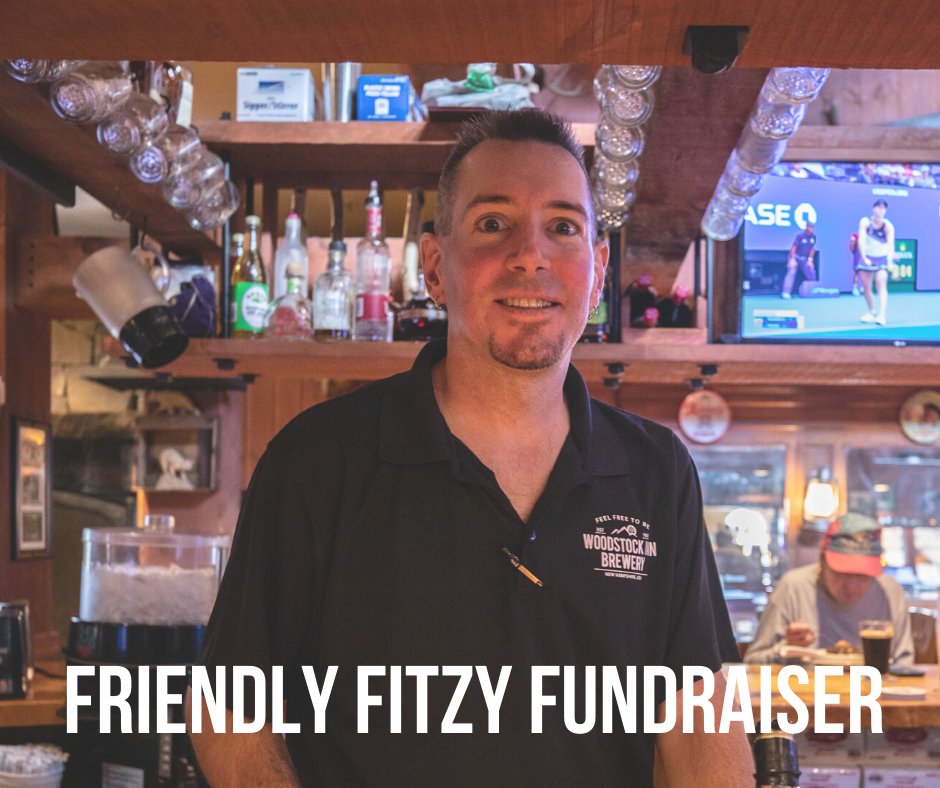Friendly Fitzy Benefit Dinner-no longer selling online. Purchase at the door
