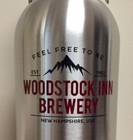 64 oz Double lined Steel Growler