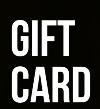 Gift Card - $400