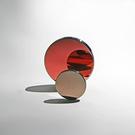 "Total Reflectors Concave:1.50"" Diameter; 10.0m Radius; 0.160"" E.T."