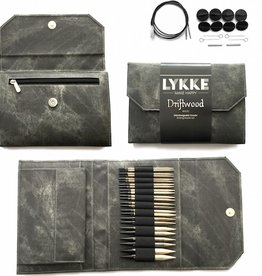 "LYKKE LYKKE Driftwood 5"" Interchangeable Needles"