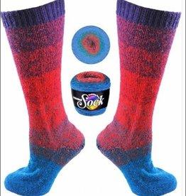 KFI Painted Sock Monteverde