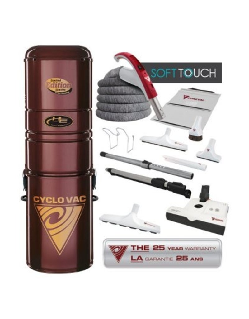 CycloVac CycloVac D.I.Y. Installation Package For Homes up to 5,000 Square Feet.