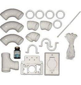 Vaculine Standard Inlet Valve Kit - Installed