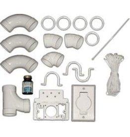 Vaculine Standard Inlet Valve Kit - Installed