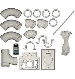 Vaculine ElectraValve Inlet Kit - Installed