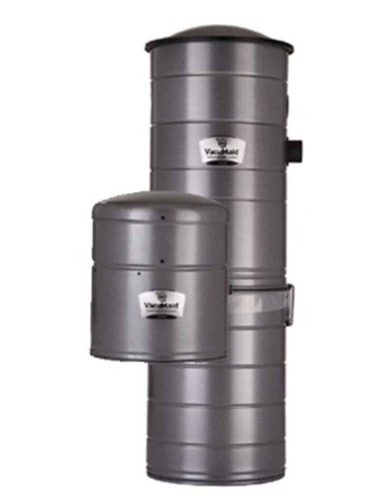 VacuMaid VacuMaid S1600 Cyclonic Split Can Power Unit