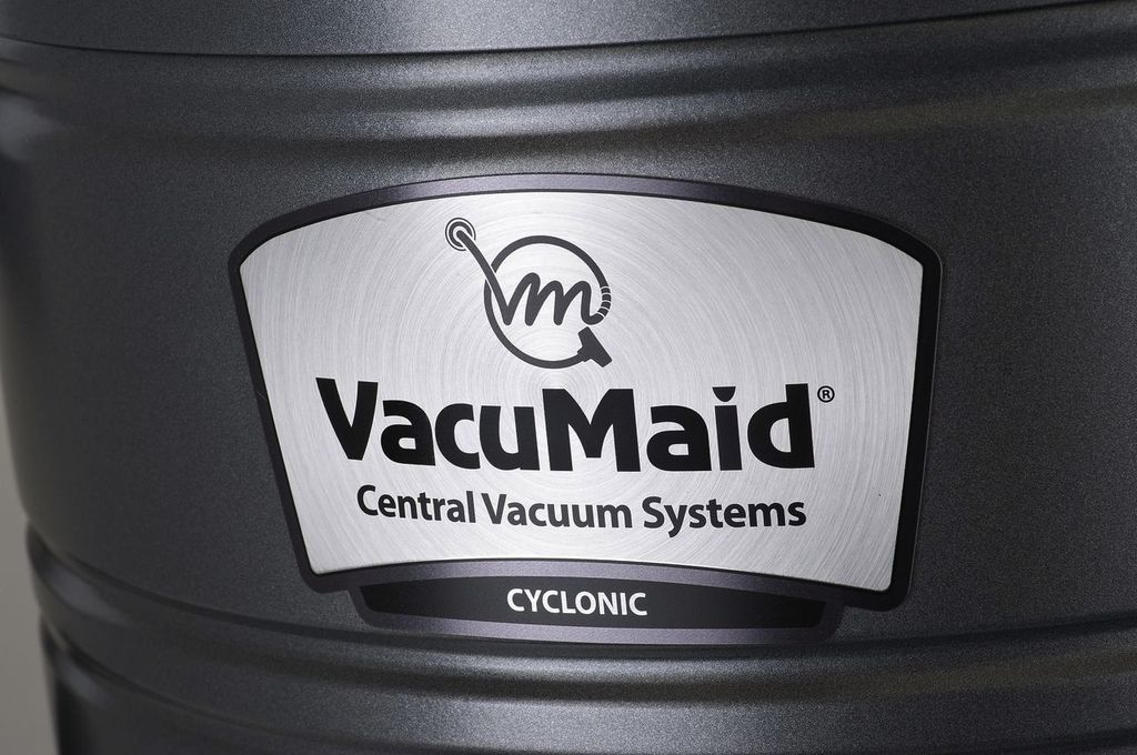 VacuMaid VacuMaid P112 Cyclonic Central Vacuum Power Unit