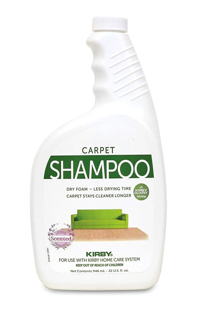 Kirby Kirby Carpet Shampoo 32oz