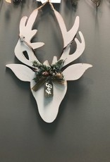 Decor Deer Head Wall Hanging