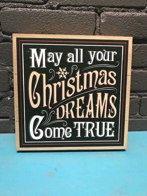 Decor LED Christmas Sign