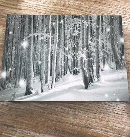 Decor LED Winter Forest