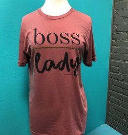 Shirt Boss Lady Shirt