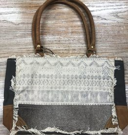 Bag Hairon Botton Strap Small & Cross Body Bag