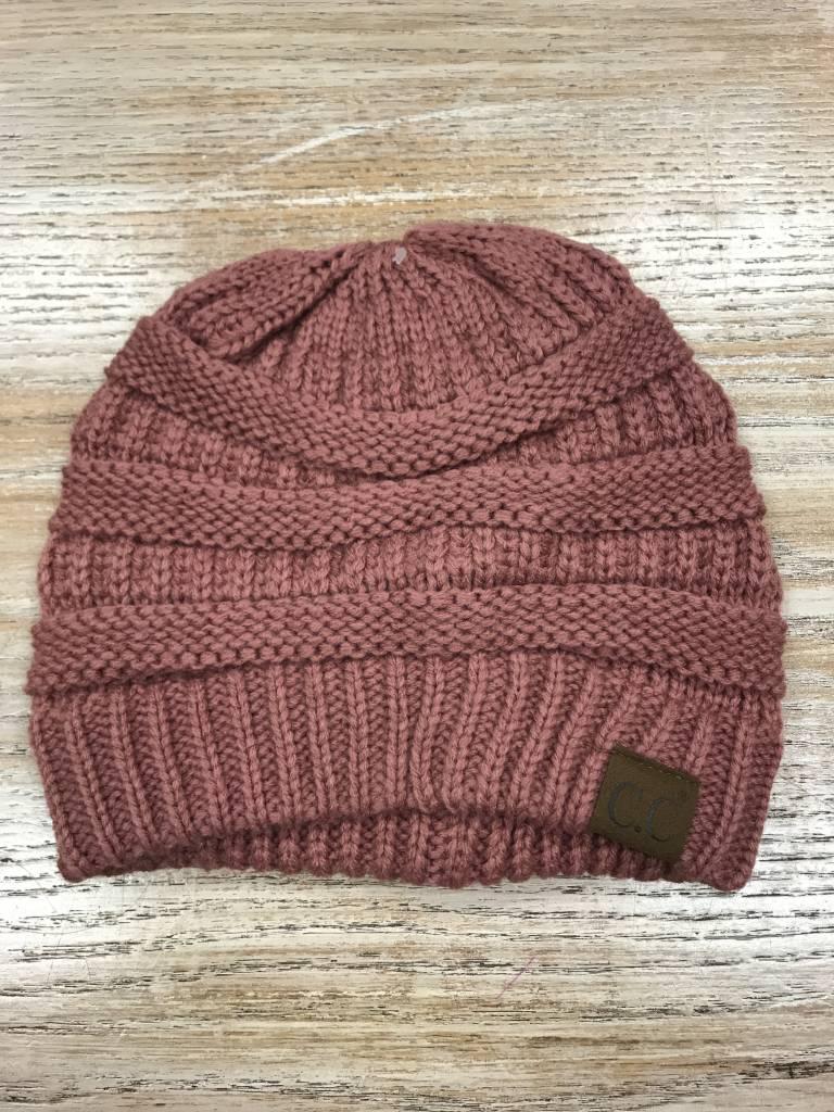 Beanie Basic Knit Beanie