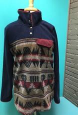 Hoodie Aztec Pullover LS Hoodie