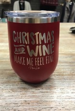 Mug Holiday Wine Tumbler
