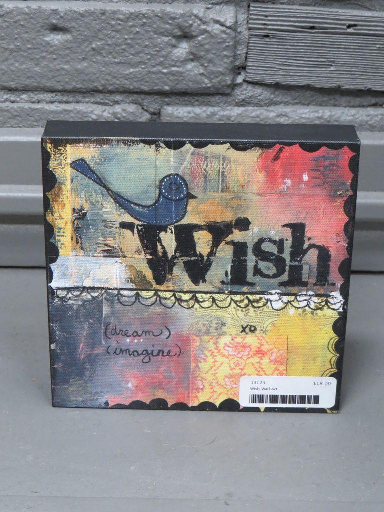 Decor Wish Wall Art