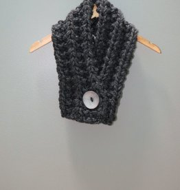 Scarf Chunky Knit Cowl Scarf