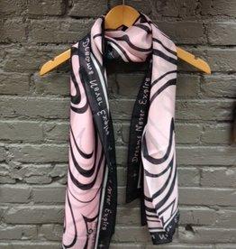 Scarf 100% Silk Scarf- Dreams