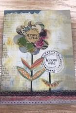 Art Grow & Bloom Wall Art 6x8