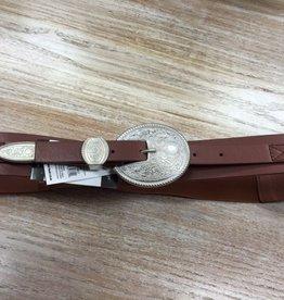 Belt Brown Elastic Belt