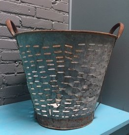 Decor Olive Bucket