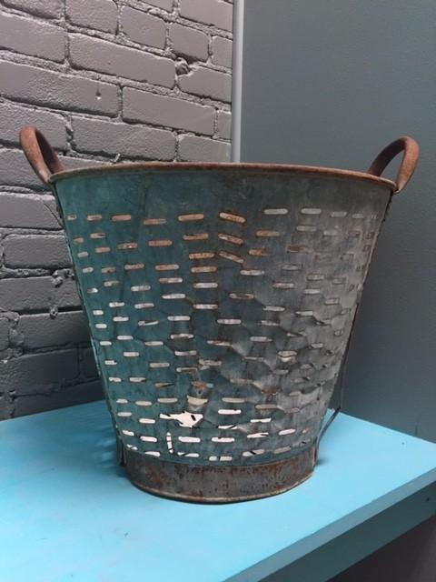 Decor Olive Bucket