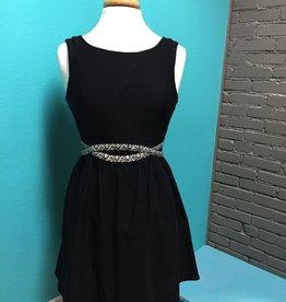 Dress fit & flare dress