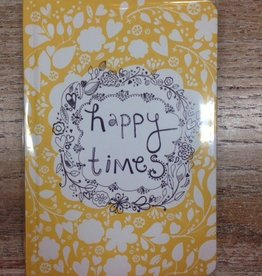 Journal Happy Times Journal