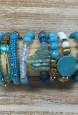 Jewelry Turquoise Color Story Stick